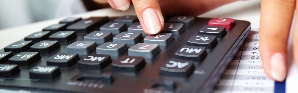 calculate (1)